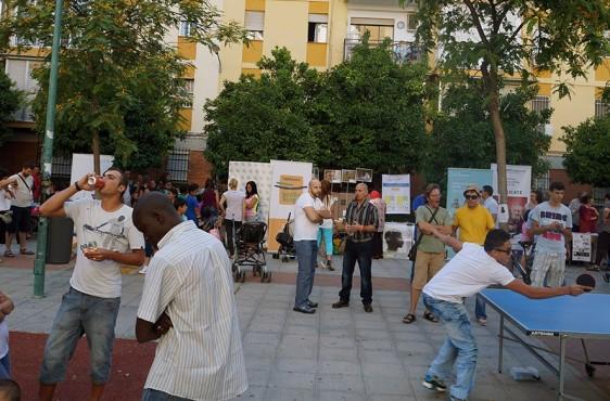 Juntos hacemos nuestro barrio: Ciudadanía intercultural y cohesión social en La Macarena