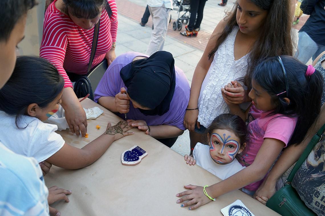 Proyecto de sensibilización sobre convivencia intercultural: 'El valor de las diferencias'