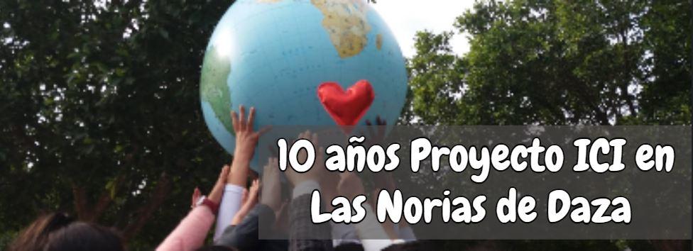 Proyecto ICI Las Norias de Daza